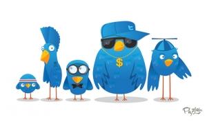 langage twitter
